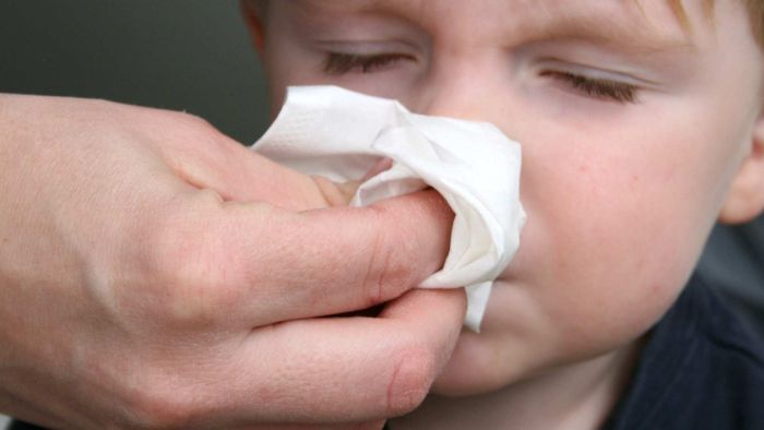 Does green snot mean you need antibiotics?